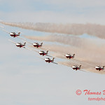1776 - The RCAF Snowbirds performance at Wings over Waukegan 2012