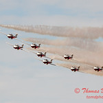 1777 - The RCAF Snowbirds performance at Wings over Waukegan 2012