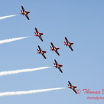 1707 - The RCAF Snowbirds performance at Wings over Waukegan 2012