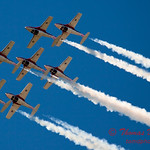 1545 - The RCAF Snowbirds performance at Wings over Waukegan 2012