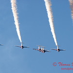 1699 - The RCAF Snowbirds performance at Wings over Waukegan 2012