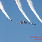1701 - The RCAF Snowbirds performance at Wings over Waukegan 2012