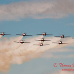 1731 - The RCAF Snowbirds performance at Wings over Waukegan 2012