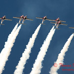1601 - The RCAF Snowbirds performance at Wings over Waukegan 2012