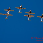 1597 - The RCAF Snowbirds performance at Wings over Waukegan 2012