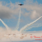 1432 - The RCAF Snowbirds performance at Wings over Waukegan 2012