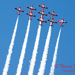 1747 - The RCAF Snowbirds performance at Wings over Waukegan 2012