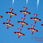1357 - The RCAF Snowbirds performance at Wings over Waukegan 2012