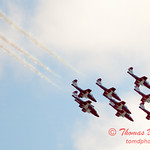 1377 - The RCAF Snowbirds performance at Wings over Waukegan 2012