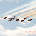 1793 - The RCAF Snowbirds performance at Wings over Waukegan 2012