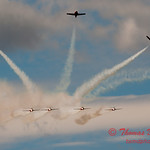 1431 - The RCAF Snowbirds performance at Wings over Waukegan 2012