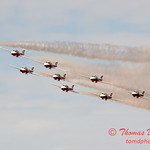 1779 - The RCAF Snowbirds performance at Wings over Waukegan 2012