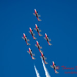 1414 - The RCAF Snowbirds performance at Wings over Waukegan 2012