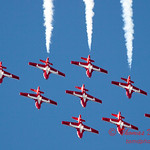 1355 - The RCAF Snowbirds performance at Wings over Waukegan 2012
