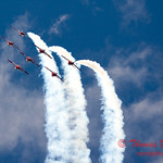 1422 - The RCAF Snowbirds performance at Wings over Waukegan 2012