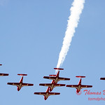 1659 - The RCAF Snowbirds performance at Wings over Waukegan 2012