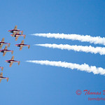 1373 - The RCAF Snowbirds performance at Wings over Waukegan 2012