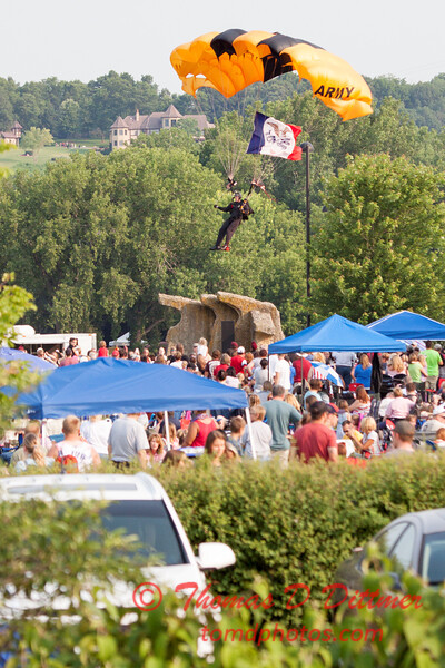 19 - The 30th Annual Fireworks and Air Show Spectacular - AY McDonald Park and Boat Ramp - Dubuque Iowa