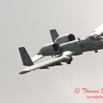 701 - A-10 East performs at Wings over Waukegan 2012