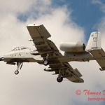 721 - A-10 East performs at Wings over Waukegan 2012