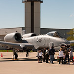 20 - A-10 East Thunderbolt II (Warthog) on display at Wings over Waukegan 2012