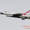 1129 - US Air Force Thunderbirds Sunday performance in F16 Fighting Falcons at the 2012 Rockford Airfest - Chicago Rockford International Airport - Rockford Illinois - Sunday June 3rd 2012