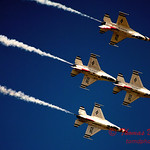 2016 Defenders of Liberty Airshow - Barksdale AFB - Bossier City Louisiana