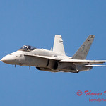 1200 - VFA 106 Hornet East F/A-18 performing at Wings over Waukegan 2012