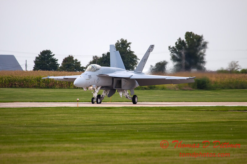 508 - Friday Practice at the Quad City Air Show - Davenport Municipal Airport - Davenport Iowa - August 31st