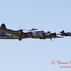 503 - B17 - F4U - TBM - Special Formation Fly By at the South East Iowa Air Show in Burlington Iowa