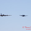 484 - B17- F4U - TBM - Special Formation Fly By at the South East Iowa Air Show in Burlington Iowa