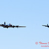 486 - B17- TBM - Special Formation Fly By at the South East Iowa Air Show in Burlington Iowa