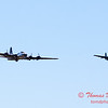 487 - B17- TBM - Special Formation Fly By at the South East Iowa Air Show in Burlington Iowa
