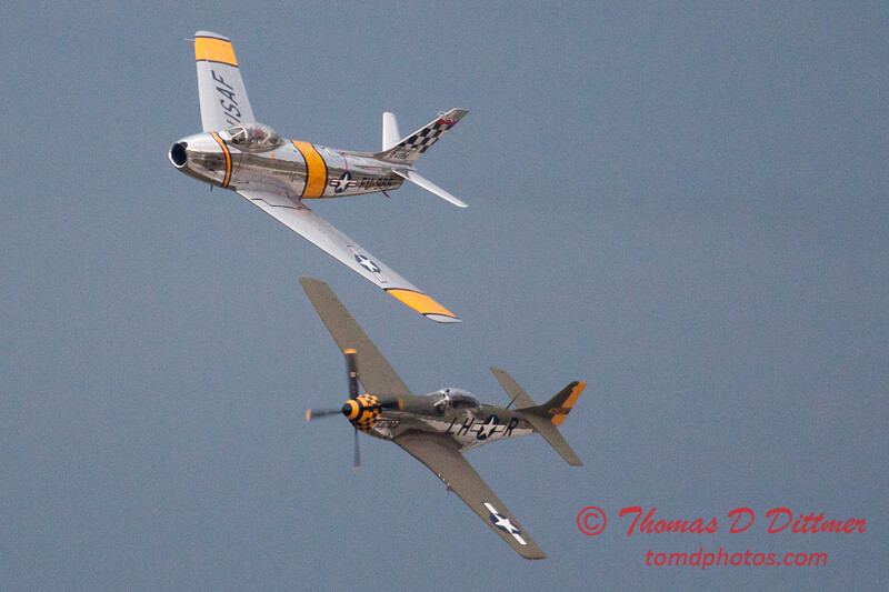 Warbird Formations