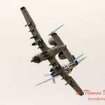 "797 - Vlado Lenoch in his P-51 Mustang and A-10 East in the ""Heritage Break"" at Wings over Waukegan 2012"