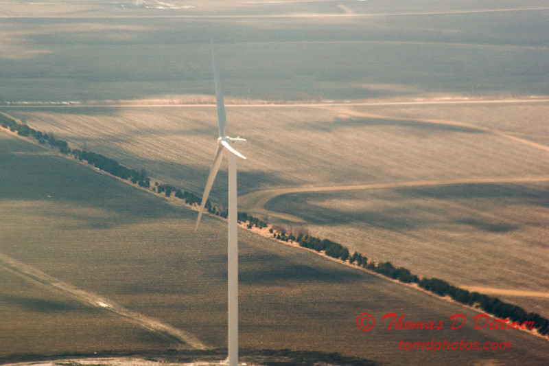29 - Aerial Photo of Ogle & Lee Counties -  North Central Illinois - February 19 2012