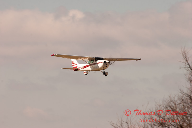 185 - Aircraft Photos at Rochelle (KRPJ) Airport -  Rochelle Illinois - February 19 2012