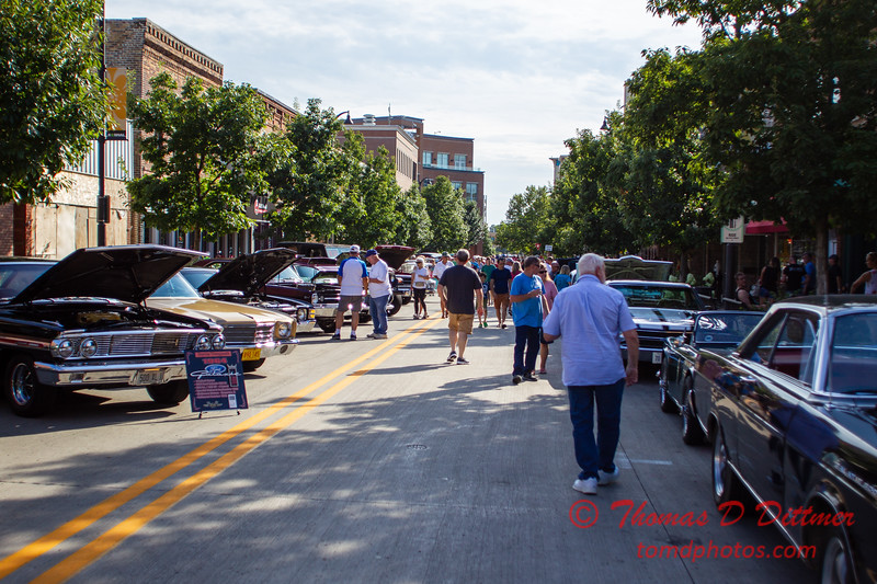 8 - 2019 Normal Cruise-In