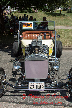 42 - 2015 Minier Corn Daze & Cruise In - Minier Grade School Park - Minier Illinois