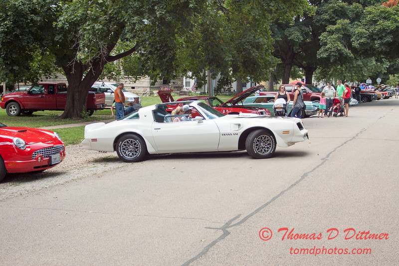 66 - 2015 Minier Corn Daze & Cruise In - Minier Grade School Park - Minier Illinois