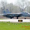 8 - The arrival of a F14 Tomcat completing its last flight -  Bloomington Illinois - April 13 2006