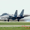 7 - The arrival of a F14 Tomcat completing its last flight -  Bloomington Illinois - April 13 2006