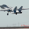 3 - The arrival of a F14 Tomcat completing its last flight -  Bloomington Illinois - April 13 2006