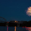 2014 Independence Day Fireworks Celebration - Henry Illinois