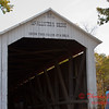 2010 - Covered Bridge Festival (red route) - Parke County Indiana - Monday  October 11th - 8