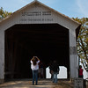 2010 - Covered Bridge Festival (red route) - Parke County Indiana - Monday  October 11th - 11