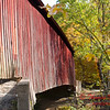 2010 - Covered Bridge Festival (red route) - Parke County Indiana - Monday  October 11th - 2