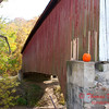 2010 - Covered Bridge Festival (red route) - Parke County Indiana - Monday  October 11th - 7