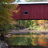 2010 - Covered Bridge Festival (red route) - Parke County Indiana - Monday  October 11th - 16