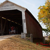 2010 - Covered Bridge Festival (red route) - Parke County Indiana - Monday  October 11th - 12